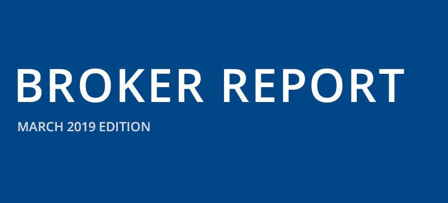 CRMLS Broker Report: March 2019